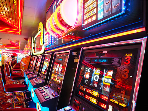 スロットの爆発力 - カジノで人気のゲーム